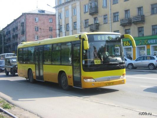 В Новосибирске обновят автобусы